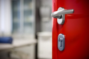 Kliky - dveřní kování
