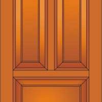 Masivní dveře na zakázku