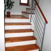 930166321 obklad schodiste celomasiv hevea 100x100 Obklady schodů